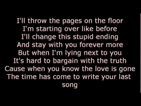 Scorpions-You last song Lyrics