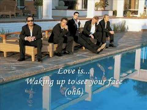 Love Is... - Backstreet Boys